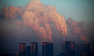 China's Polluted Air Is Changing the Weather