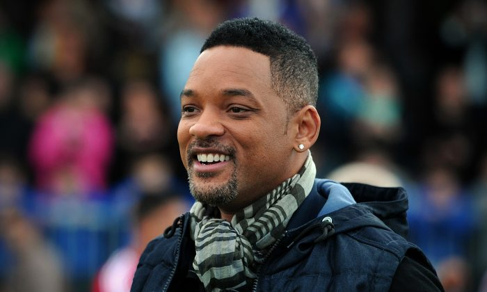 Will Smith is not dead.  (CARL COURT/AFP/Getty Images)