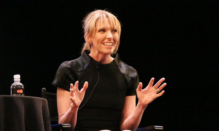Toni Collette during a recent film festival. (Astrid Stawiarz/Getty Images for The New Yorker)