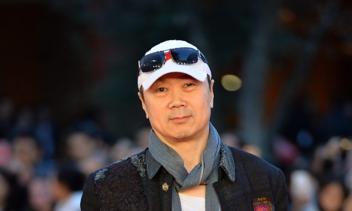 "Film director and rocker Cui Jian attends the ""Blue Sky Bones"" premiere during The 8th Rome Film Festival at Auditorium Parco Della Musica on Nov. 13, 2013, in Rome, Italy. (Tullio M. Puglia/Getty Images)"