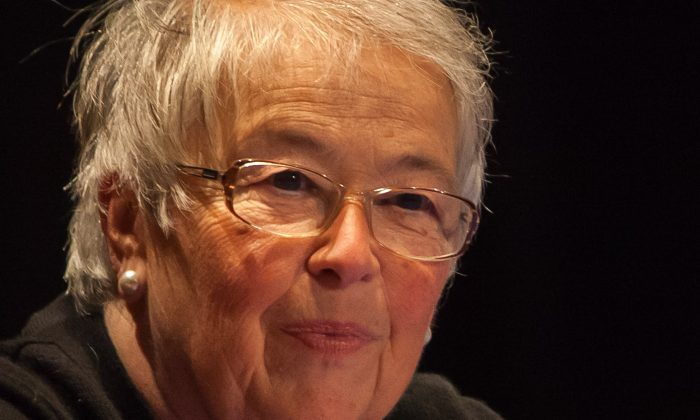 New York City Department of Education Chancellor Carmen Fariña on Jan 29, 2014. (Petr Svab/Epoch Times)