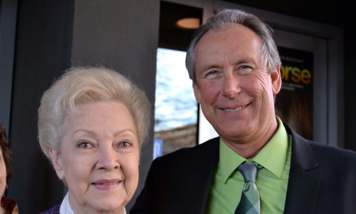Joyce Valaitis and son-in-law Mark Thurber were at the Andrew Jackson Hall, Tennessee Performing Arts Center taking in Shen Yun Performing Arts, on Feb. 23. (Mary Silver/Epoch Times)