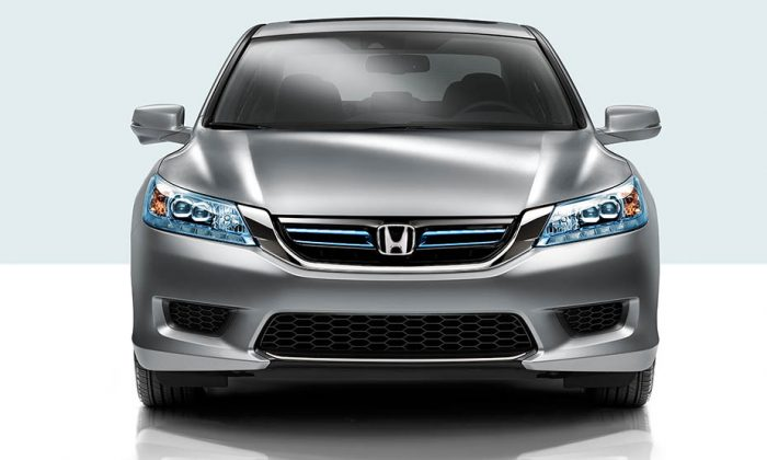 2014 Honda Hybrid (Courtesy of Honda)