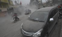 Eruptions of Ash at 5 Volcanoes Shroud Skies in Indonesia