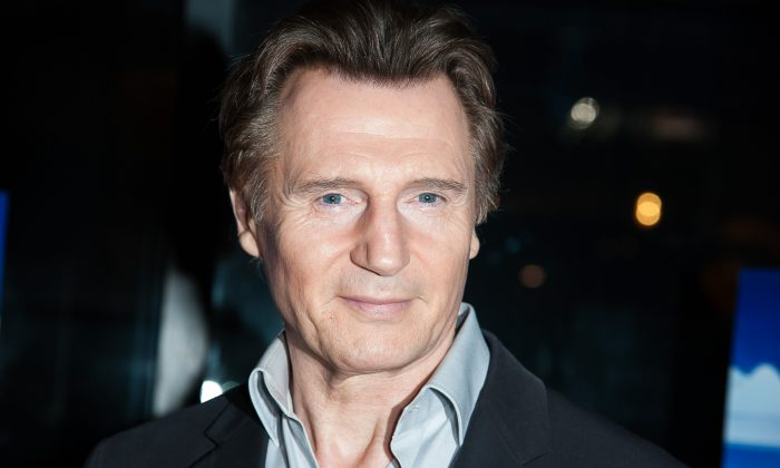 Liam Neeson (Photo by Dave Kotinsky/Getty Images)
