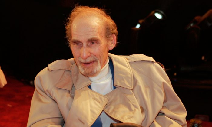 Sid Caesar in a 2006 file photo. (Kevin Winter/Getty Images)