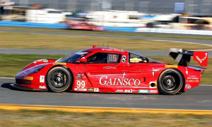 Gainsco/Bob Stallings Racing is canceling its plans for the rest of the 2014 Tudor United SportsCar Championship season. (Chris Jasurek/Epoch Times)