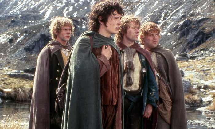 Tolkien's ring can be thought of as machine par excellence, the device that will enable its possessor to establish absolute tyranny over every other living creature. (AP Photo/New Line Productions, Pierre Vinet, file)
