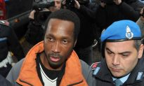 Rudy Guede, Amanda Knox Co-Conspirator, Partially Freed From Jail