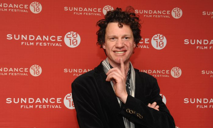 """Director Chris Morris attends the premiere of """"Four Lions"""" during the 2010 Sundance Film Festival on Saturday, January 23, 2010 in Park City, Utah. (AP Photo/Peter Kramer)"""