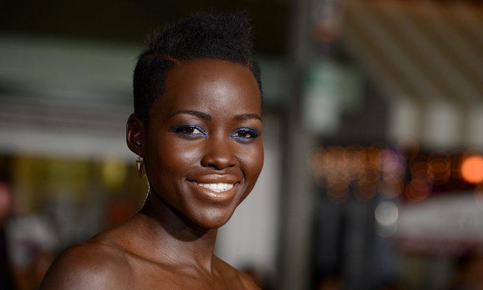 Lupita Nyong'o. (Jordan Strauss/Invision/AP)
