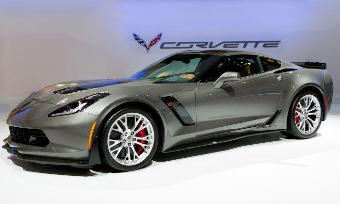 The ZO6 Corvette: fast, fast, fast. (DQC Photo)