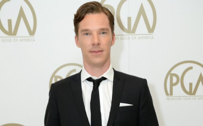 Benedict Cumberbatch (Photo by Jordan Strauss/Invision for Producers Guild/AP Images)