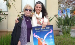 Shen Yun Brings 'Light and happiness,' Says Theater Actress