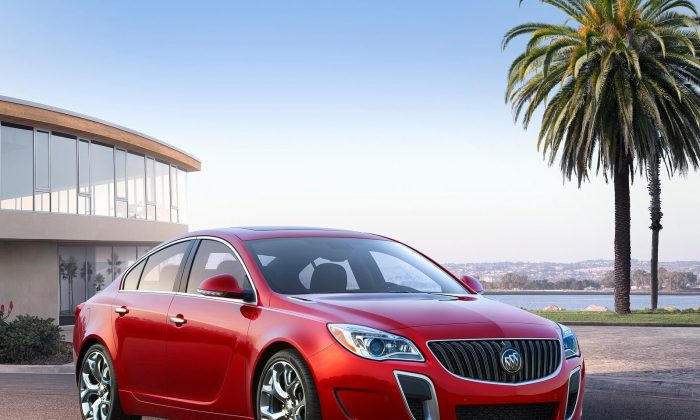 2014 Buick Regal (Courtesy of NetCarShow.com)