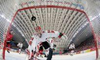 Team Canada Olympic Men's Hockey: The Art of Letting Go