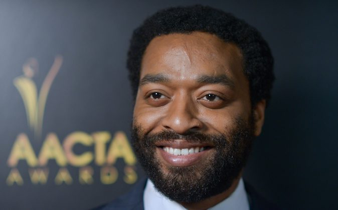 Chiwetel Ejiofor arrives at the 3rd Annual AACTA International Awards, on Friday, January,10, 2014 in West Hollywood, Calif. (Photo by Richard Shotwell/Invision/AP)