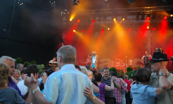 The Tango Festival in Seinäjoki, Finland. (Carole Jobin)