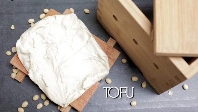 Homemade silken tofu. (Courtesy of Food Ease)