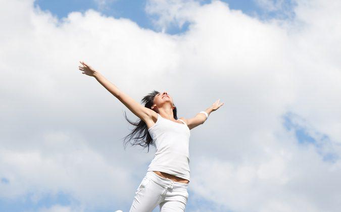 Stay healthy, feel happy! (*Shutterstock)
