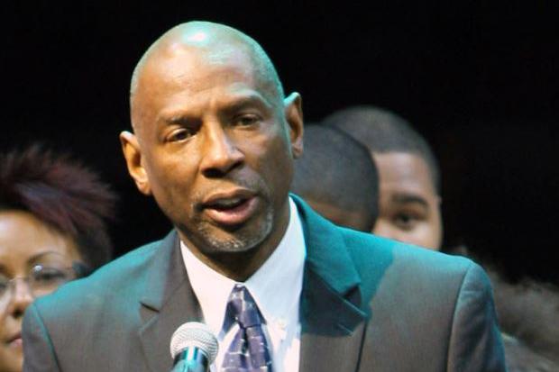 Former Chief Executive Officer of Harlem Children's Zone Geoffrey Canada. (Bennett Raglin/Getty Images)