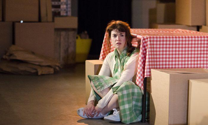 Georgia Clarke-Day in 'The Cement Garden' (Rebecca Pitt)