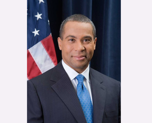 """Massachusetts Gov. Deval Patrick wrote to Shen Yun Performing Arts: """"On behalf of the Commonwealth of Massachusetts, I send warm greetings. … Welcome to Boston!"""""""