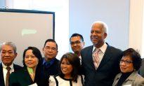 Georgia Politicians Court Asian-Americans