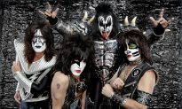 """Kiss"" KISS Goodbye at this Year's Rock and Roll Hall of Fame"