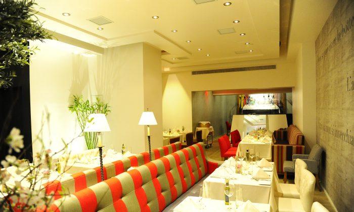 The interior of Fabio Cucina Italiana. (Courtesy of Fabio Cucina Italiana)