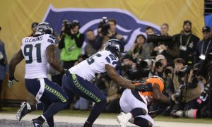 Seattle Seahawks Trample the Denver Broncos in First Quarter of Super Bowl XLVIII