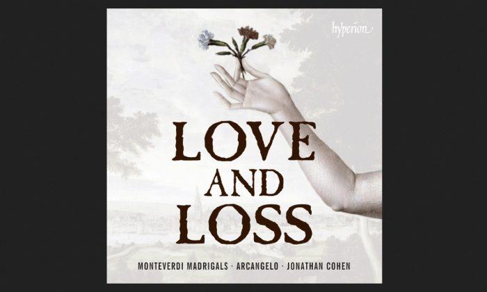Arcangelo – 'Love and Loss, Monteverdi Madrigals' (Hyperion)