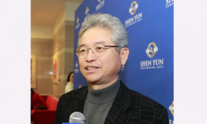 Daegu National Assembly Member: Shen Yun Reviving Chinese Culture