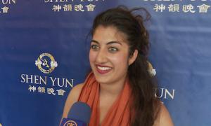 Choreographer: 'Wo ai Shen Yun; I love Shen Yun'