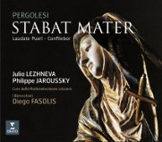 Jarousky and Lezhneva are the soloists in a striking new recording