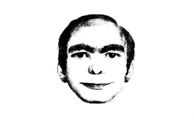 A sketch of a face thousands have reportedly seen in their dreams. (ThisMan.org)