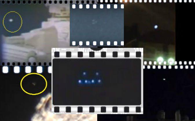 UFO sightings in February 2014.