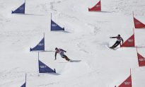 Vic Wild Wins Parallel Slalom to Complete Sweep