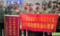 Chinese Vietnam Veterans Petition Regime for Promised Benefits
