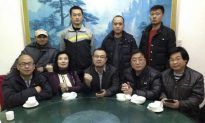 Chinese Activist Disappears Before Father's Funeral
