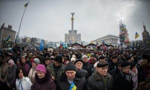 Uprising in Ukraine: Western Nations Must Heed the Cries for Help