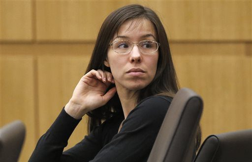 Jodi Arias Trial: Arias Due in Court on May 16 in Camera Debate