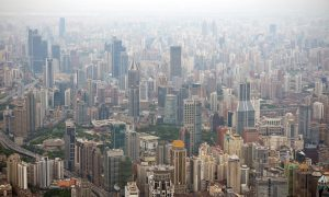 China Appears on Verge of Dangerous Real Estate Decline