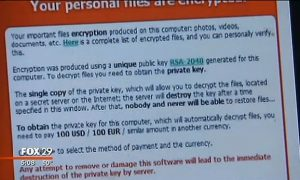 CryptoLocker Virus: FBI Warns People About New Malware
