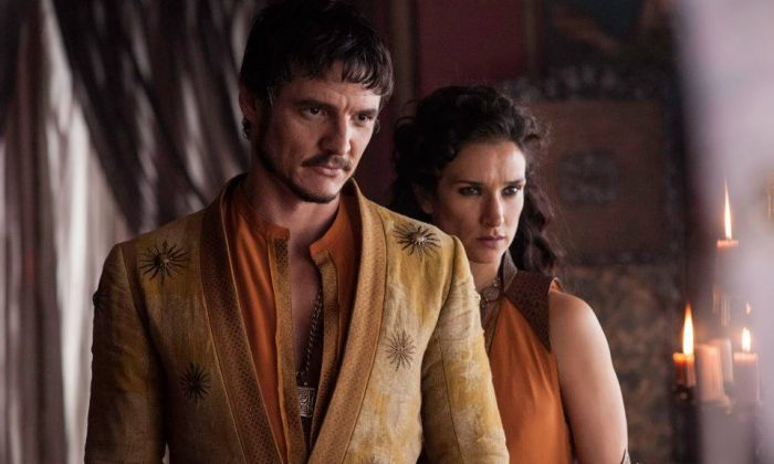 """Tests have been done to determine if a pivotal moment between characters Oberyn Martell and """"The Mountain"""" Gregor Clegane in last week's """"Game of Thrones"""" episode could actually happen in real life. (HBO)"""