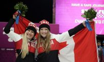 PHOTOS: Kaillie Humphries After Bobsled Win (+Info on Her Husband)