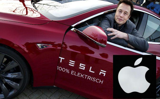Tesla CEO Elon Musk. (Jerry Lampen/AFP/Getty Images