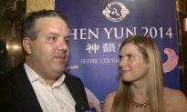 CEO: Shen Yun's 'Very Intriguing'
