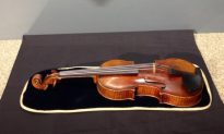 Salah Jones ID'd as Main Suspect in Theft of 'Priceless' Stradivarius Violin