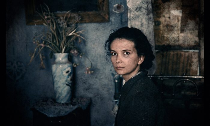 "Katya, played by Mariya Smolnikova in ""Stalingrad."" (Columbia Pictures)"